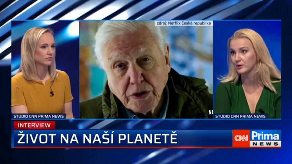 CNN Prima NEWS Interview
