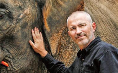 #28. Petr Fejk: Gorily jsou jako lidé, když přijde mládě, vše se změní.